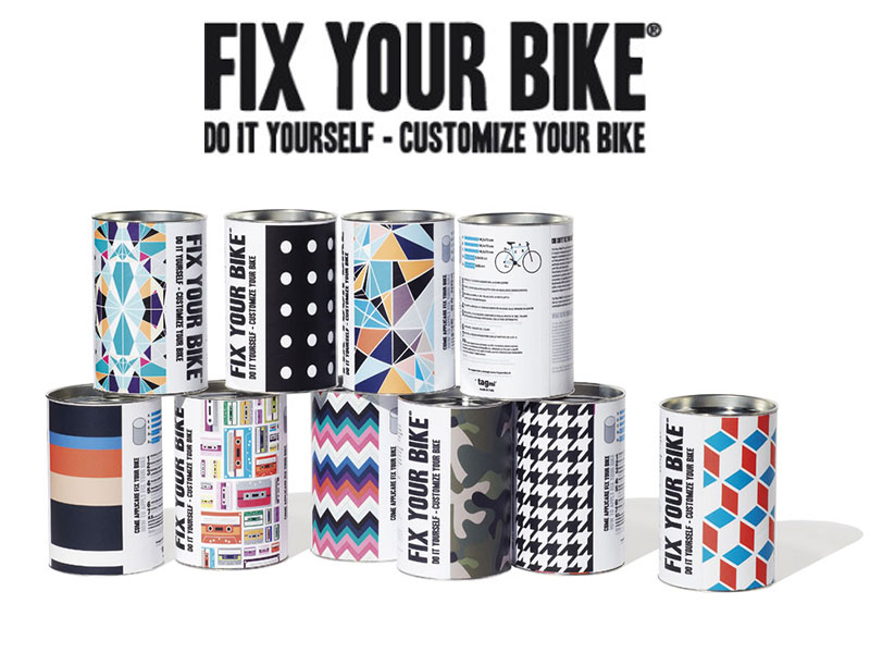 Fix Your Bike Presentazione