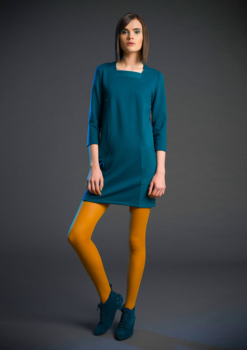 Futurismo Lookbook by Valentina Livan