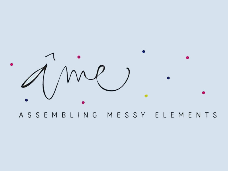 Ame Jewels : Assembling Messy Elements