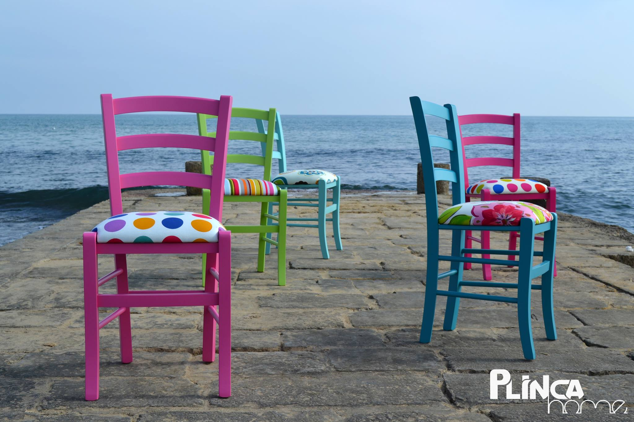 Plinca Home: Restyling e Recycling a tutto colore