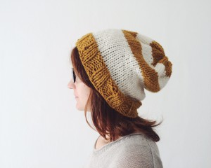 Keep Calm and Knit Cappello