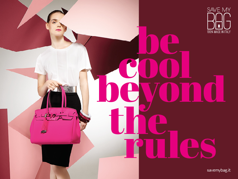 Save My Bag: be cool beyond the rules