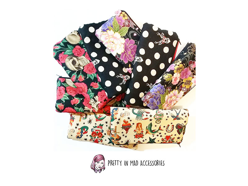 Pretty In Mad: accessori dalle stampe originali e grintose